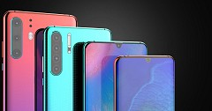 Huawei P30 Pro Leak indicates Quad Rear Cameras