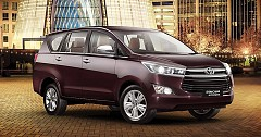 Toyota has brought new G Plus variant for the Innova, in 7-seater and 8-seater options