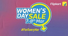 Flipkart Women's Day Sale: Nokia 6.1 Plus, Poco F1, Samsung Galaxy S8, Honor 9N and More