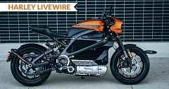 Harley LiveWire Sees an Increase in Travel Range