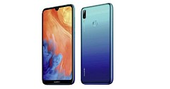 Huawei Y7 (2019) Launched In Europe With 4,000mAh Battery, Dual Rear Cameras
