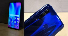 Honor 10i launched With Kirin 710 SoC and Triple Rear Cameras