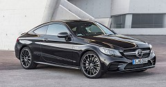2019 Mercedes-AMG C43 Coupe Launched Priced INR 75 lakh
