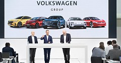 Volkswagen Targets To Launch 70 New Electric Models by 2028