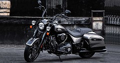 Indian Motorcycle Discloses Springfield Dark Horse Jack Daniel Edition