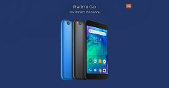 Xiaomi Redmi Go Android Go Smartphone launched in India for INR 4,499