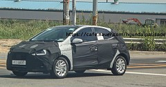 2019 Hyundai Grand i10 Spotted Testing, Likely To Launch This Year