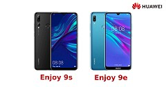 HUAWEI Enjoy 9S, 9E Launched With Android Pie and 8MP Selfie Camera