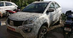 2019 Tata Nexon Facelift Spied Sporting Impact 2 Design Language