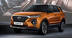 Hyundai Creta EX: Soon Ready to Arrive To Compete Rivals