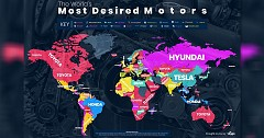 Toyota - Most Googled Brand Internationally