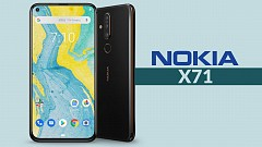 Nokia X71 Launched in Taiwan With Triple rear cameras, 6GB RAM