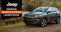 Jeep Compass Sport Plus Trim Expected to Launch Soon