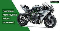 Kawasaki Motorcycles Prices in India Increased by up to 7 Percent