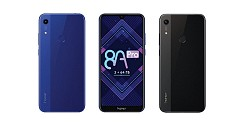 Honor 8A Pro Launched In Russia With 6.09-inch HD+ screen, Waterdrop Notch, 3,020mAh battery