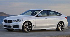 2019 BMW 620d Gran Turismo Launched at INR 63.90 Lakh