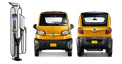 Bajaj Qute Quadricycle Launched in Less Than 3 Lakhs
