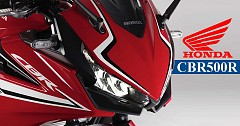 2019 Honda CBR500R Expected to Launch Soon in India