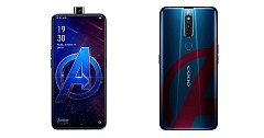 Oppo F11 Pro Avengers Edition Launched in India with price tag INR 27,990