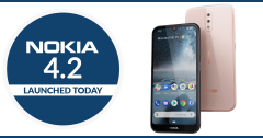 Nokia 4.2 comes to India with price tag of INR 10,990