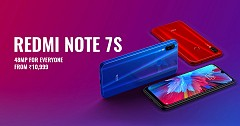 Xiaomi unveils Redmi Note 7S in India: Sale starting on May 23