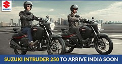 Suzuki Intruder 250 to Arrive India Soon, Expect a Price Tag of INR 1.8 lakh