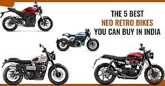 The 5 Best Neo Retro Bikes You Can Buy in India