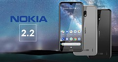 Nokia 2.2 Launched with MediaTek Helio A22 SOC, Dot Notch, and Face Unlock Features