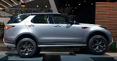 All You Need to Know About Jaguar Land Rover Discovery India Launch