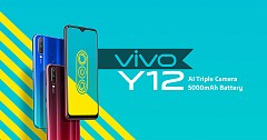 Vivo Y12 Now Comes in 3GB & 64GB Variant in India