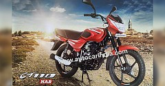 New Bajaj CT110 Launched Unofficially, Priced for INR 38,300