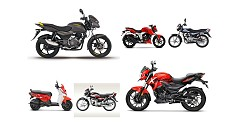 Top 5 Exceptional Bikes that Offer Herculean Power & Mileage Under INR 1 Lakh