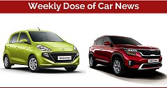 Weekly Dose of Car News: Skoda Rapid Rider Edition Launched, Kia Seltos Bookings Open and more