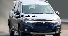 New Maruti XL6 Set to Launch on August 21, 2019