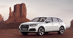 Audi Q7 Black Edition Launched in India, Priced at INR 82.15 Lakh