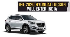 The Advanced Hyundai Tucson SUV to Enter India via Auto Expo 2020