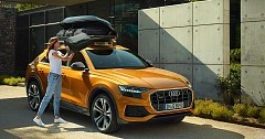 Audi's New SUV Coupe` Model Audi Q8 Launched in India: Price, Specifications