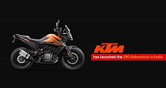 KTM 390 Adventure - Features and Launch Price