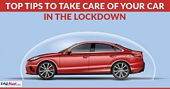 Top Tips to Take Care of Your Car in the Lockdown