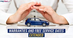 Warranties and Free Service Dates Extended by these Popular Car/Bike Brands Due to Lockdown. Look for yours!!