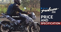 Launch Near of Bajaj Pulsar 250 in India: Check Details