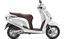Honda Aviator BS IV