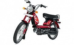 TVS XL HD 2 Stroke