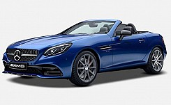 Mercedes Benz AMG SLC