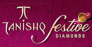Tanishq jewellery offering Diwali discounts on Diamond and Gold Ornaments