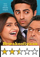 Movie Review, Bewakoofiyan is flat on acting but long weekend may go in favour