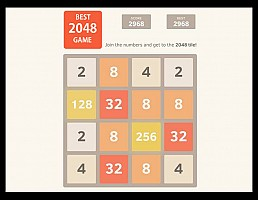 2048 Game addicts Game Lovers