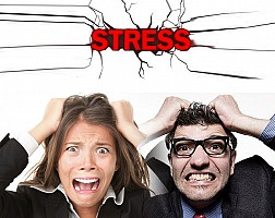 Can stress affect your partner? Can it be infectious?