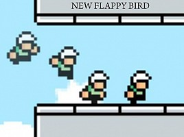 Will the new game be too addictive or less addictive than Flappy Bird?
