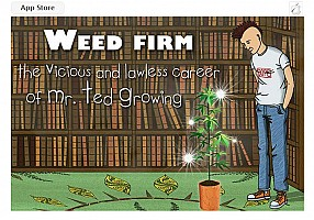Good bye to WEED FIRM on Apple